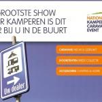 Nationaal Caravan Event bij Caravan Centrum Bosschenhoofd