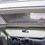 Nieuw Adria Twin krijgt raam boven cabine