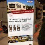 Actiemodel Style Exclusive van LMC