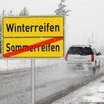 Winterbanden: let op in Oostenrijk