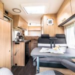 Sunlight Camper Van is maatje smaller